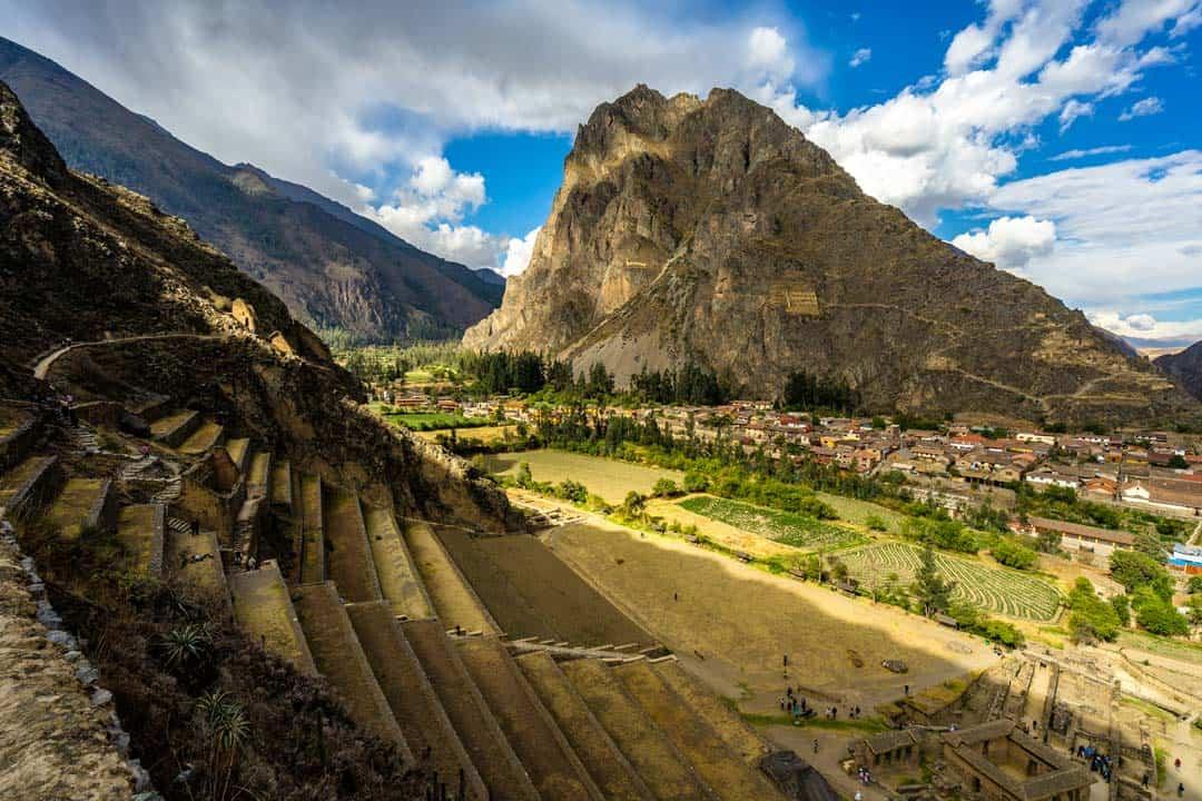 Ollaytantambo Fortress Machu Picchu Cusco Sacred Valley 5 Days