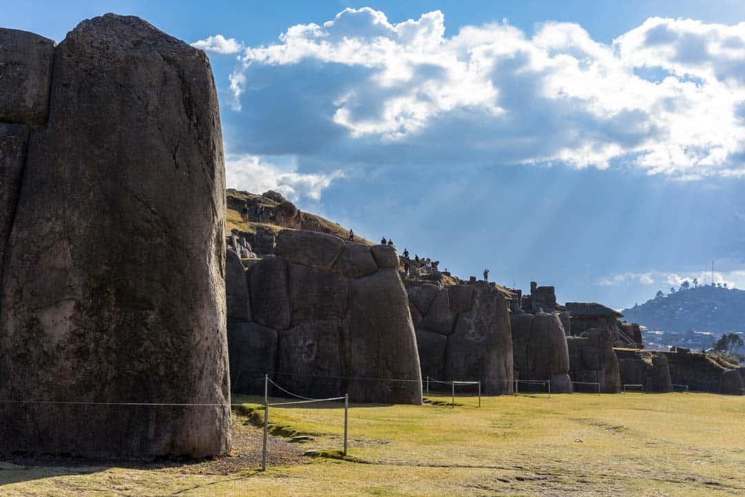 Saksaywaman Machu Picchu Cusco Sacred Valley 5 Days