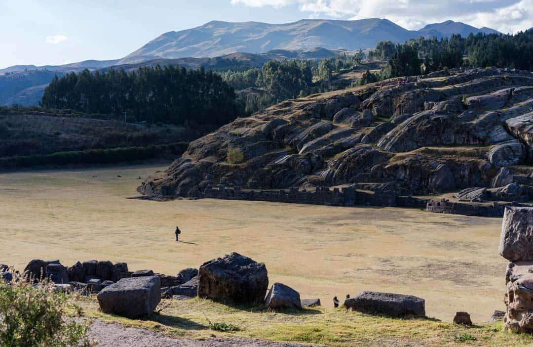 Saksaywaman Plaza Machu Picchu Cusco Sacred Valley 5 Days