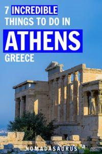 Athens Pinterest Image
