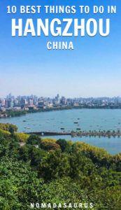 Hangzhou Pinterest Image