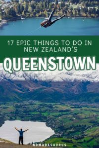 Queenstown Pinterest Image