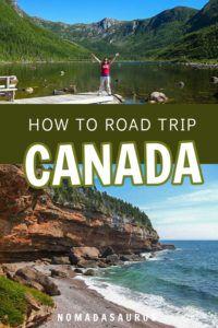 Canada Road Trip Pinterest Image