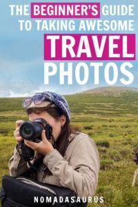 Taking Photos Pinterest Image