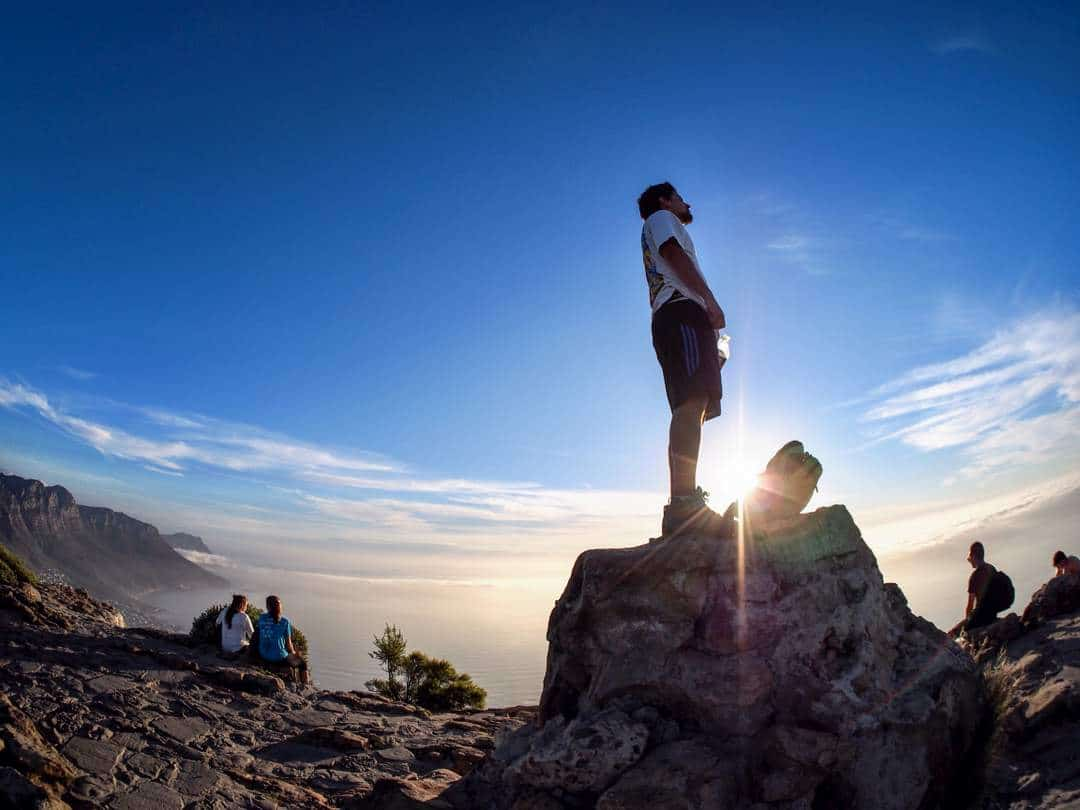 Lions Head Fun Things To Do In Cape Town