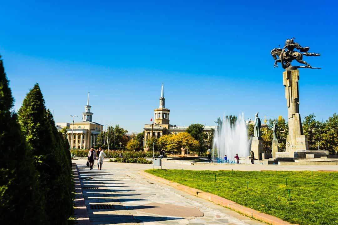 Bishkek Kyrgyzstan Tour
