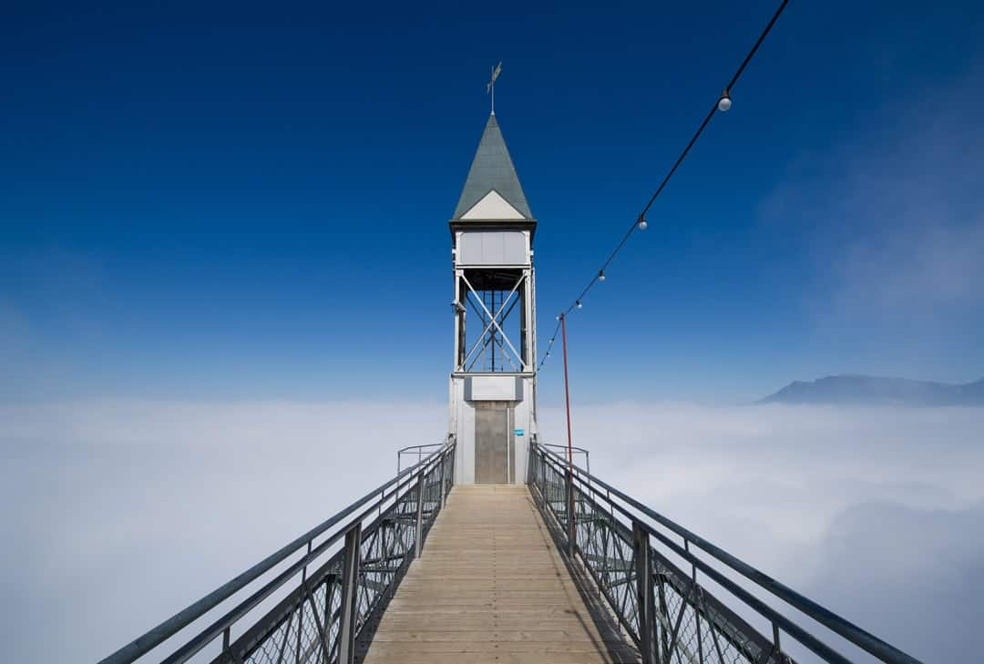 Hammetschwand Lift Hiking In Switzerland