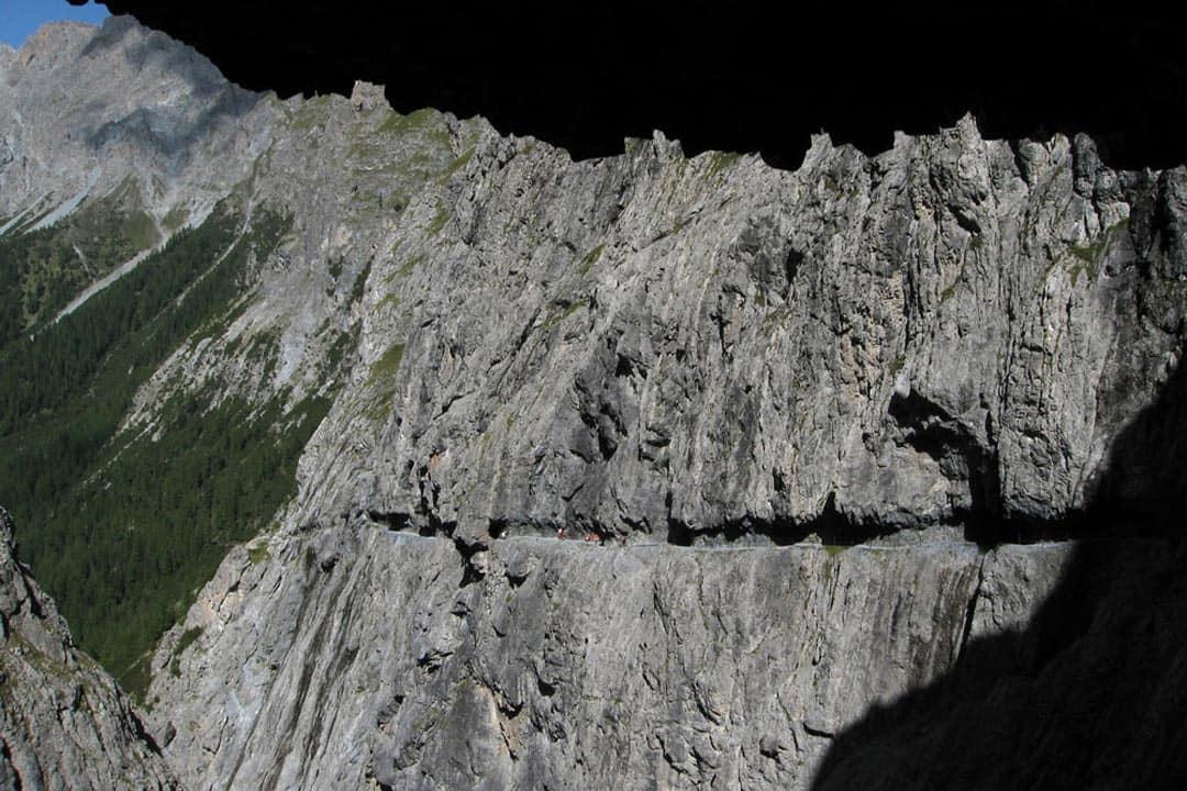 Uina Gorge Hiking In Switzerland
