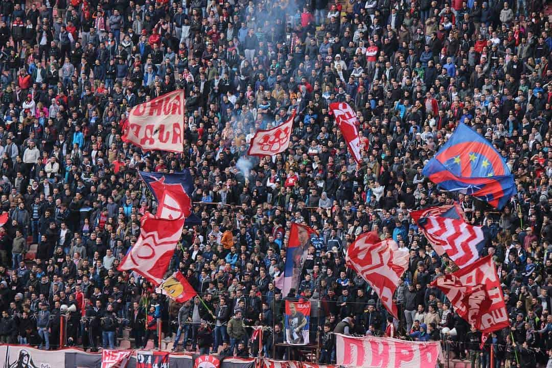 Football Match Things To Do In Belgrade