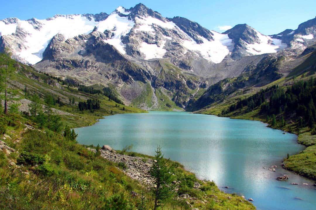 Hiking Altai Adventure Activities In Russia