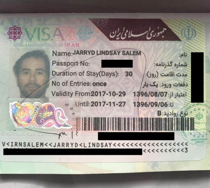 How To Get An Iran Visa On Arrival (2019 Edition)