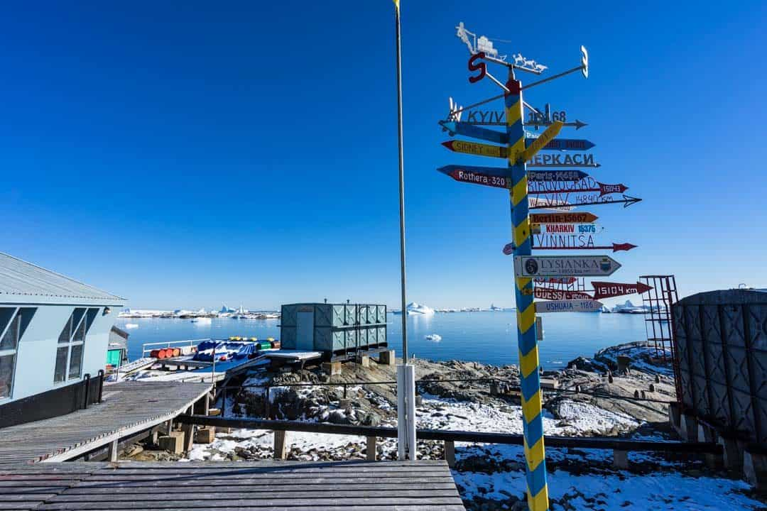 Vernadsky Station Things To Do In Antarctica