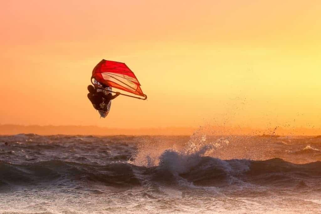 Kite Surfing Adventure Activities In Taranaki New Zealand