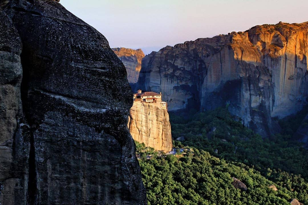 Adventure Activities In Meteora