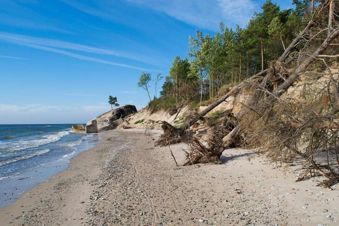 Karosta Beach Latvia