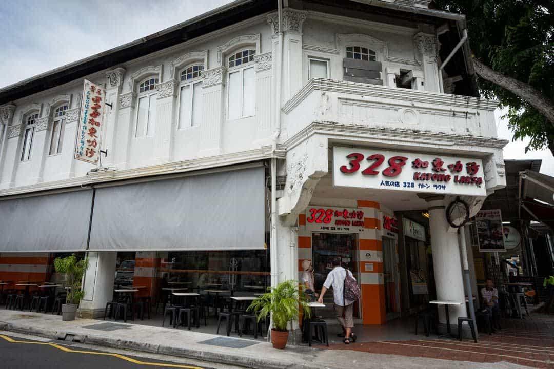 328 Katong Laksa Restaurant Singapore