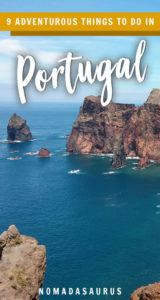 A adventurous things to do in portugal 1
