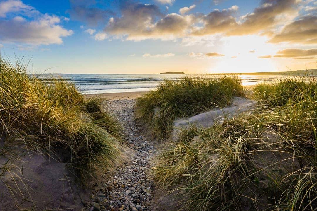 Beach Achill Island