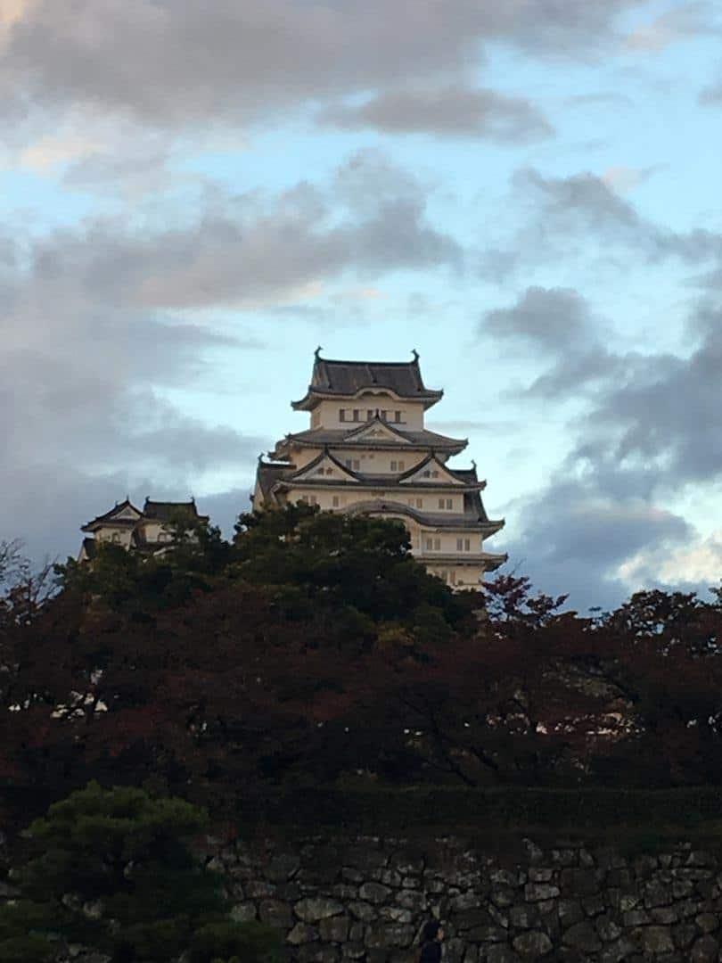 Himeji Castle Budget Travel In Japan