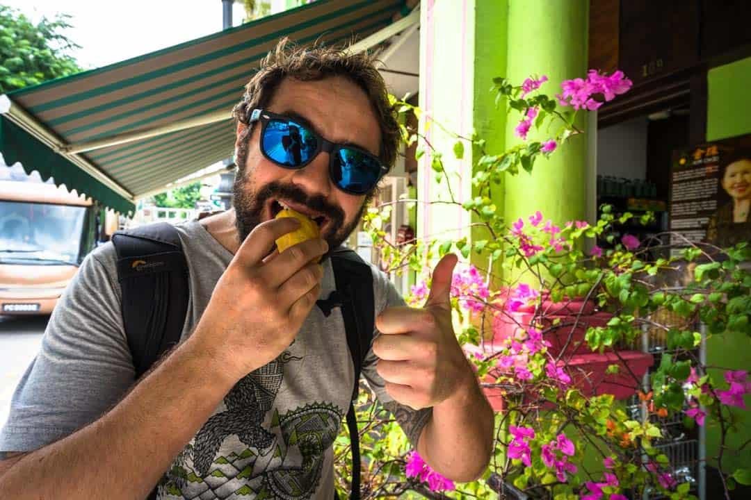 Jazza Snack Katong Singapore