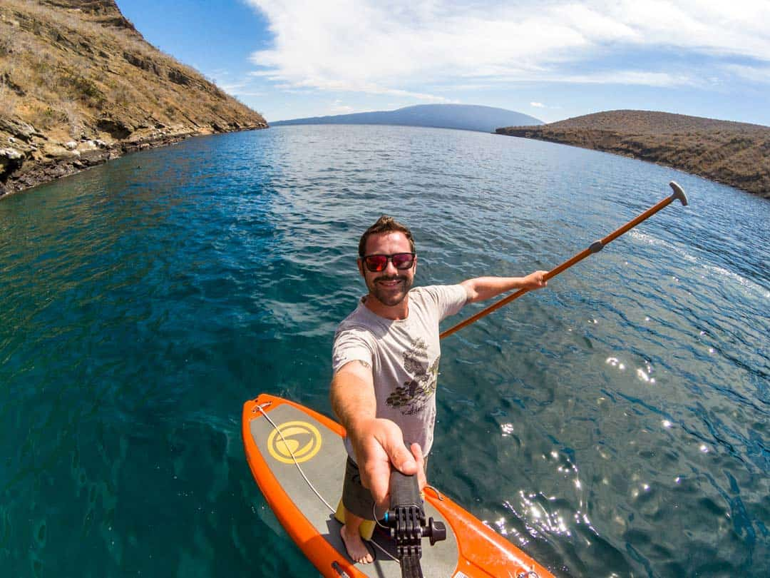 Sup Tagus Cove Letty Galapagos Islands Ecoventura Itinerary B Review