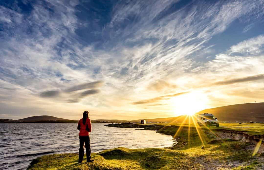 Achill Island Sunise