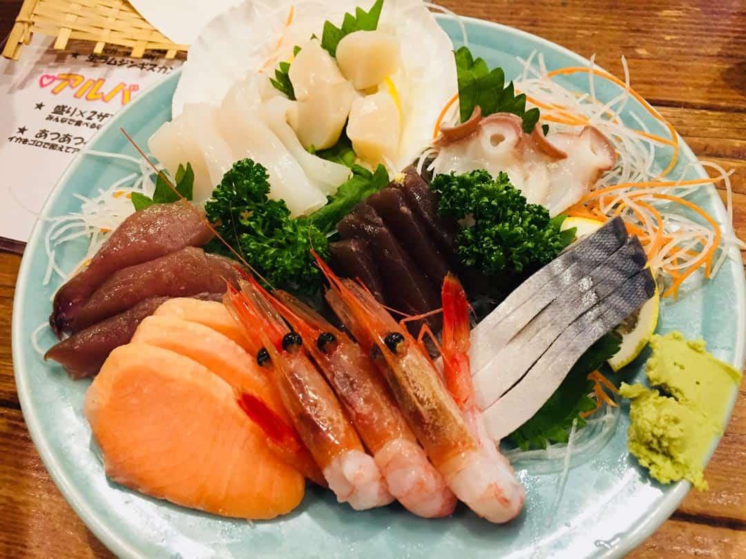 Seafood Hokkaido Itinerary