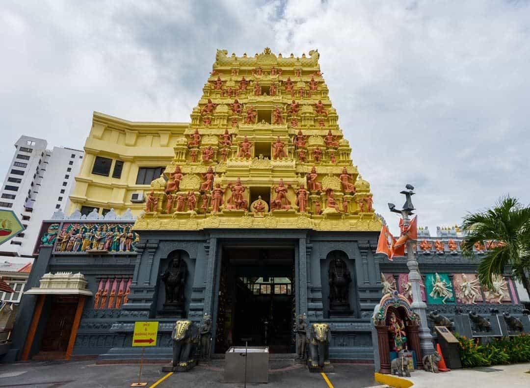 Sri Senpaga Vinayagar Temple Katong Singapore