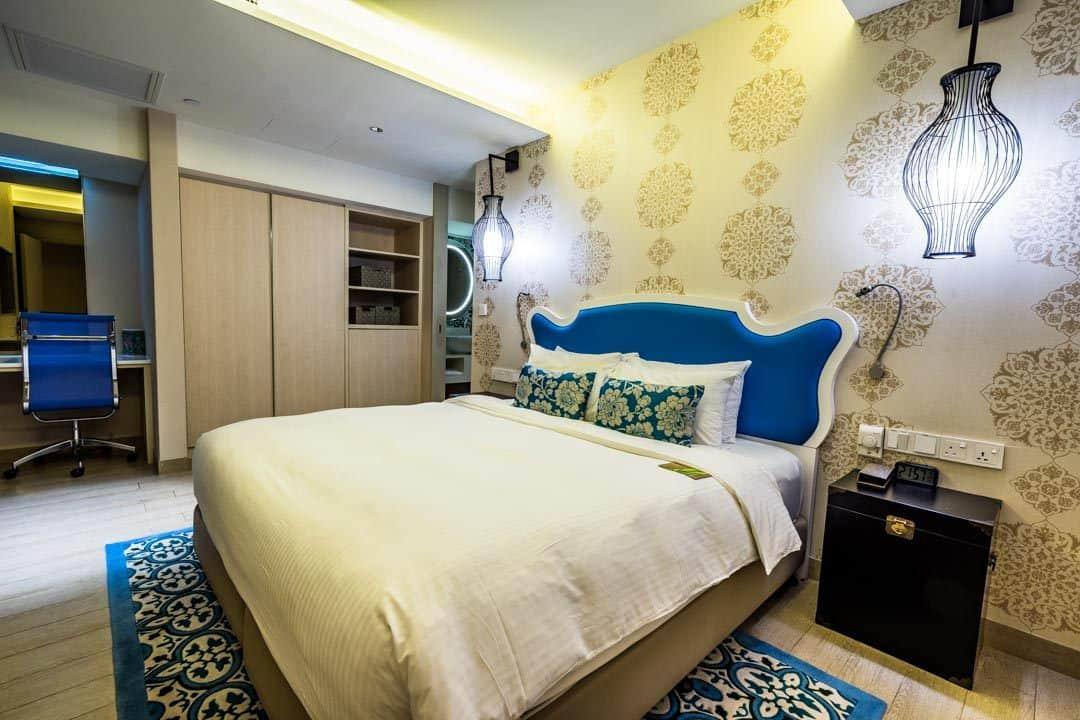 Bedroom Suite Village Hotel Katong
