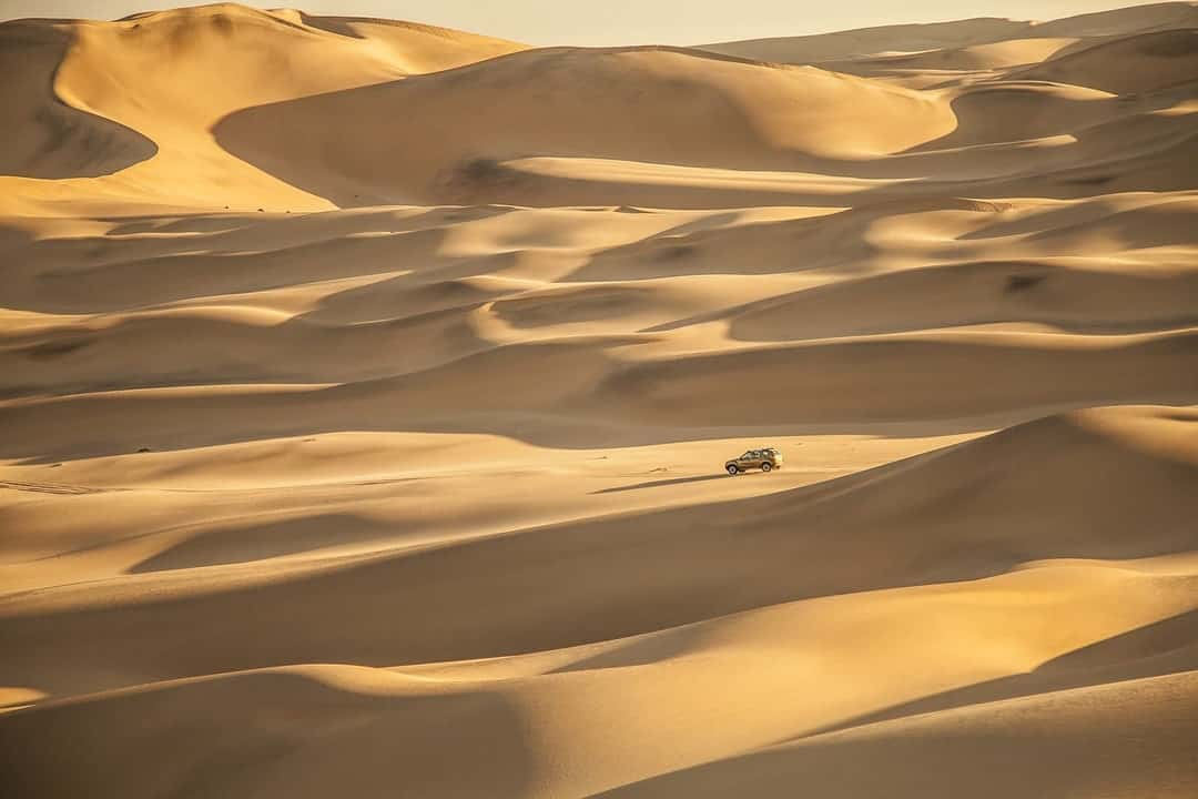 Adventure Activities In Namibia