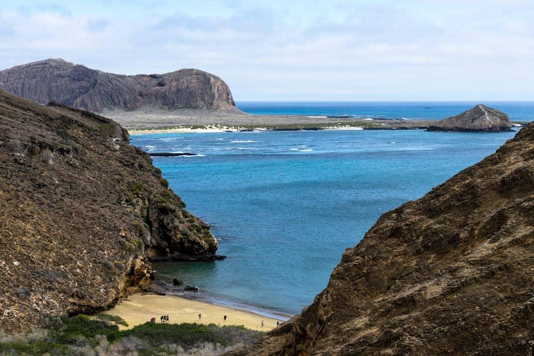 Punta Pitt Ecoventura Itinerary A Review Origin Galapagos Islands