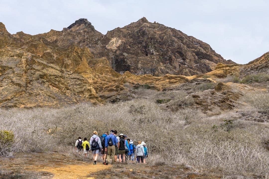Hiking Ecoventura Itinerary A Review Origin Galapagos Islands
