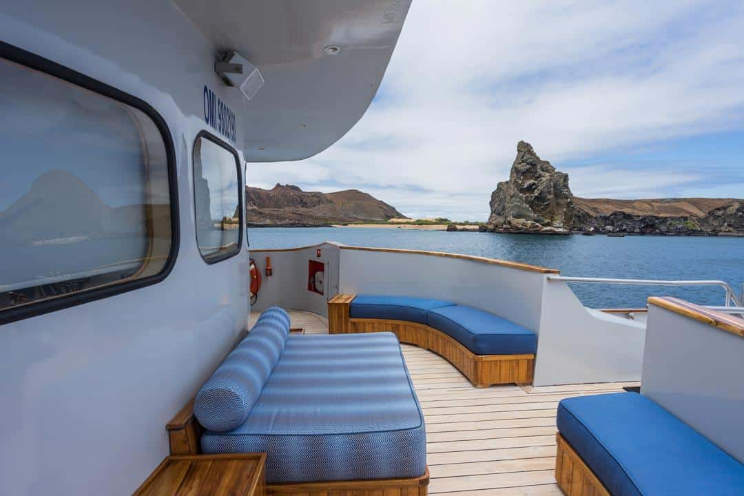 Front Ecoventura Itinerary A Review Origin Galapagos Islands