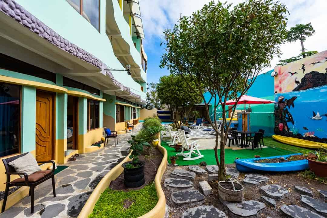 Galapagos Eco Friendly Best Accommodation In San Cristobal