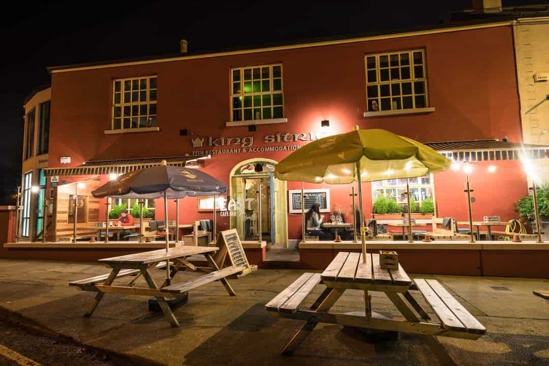 King Sitric Restaurant Things To Do In Howth