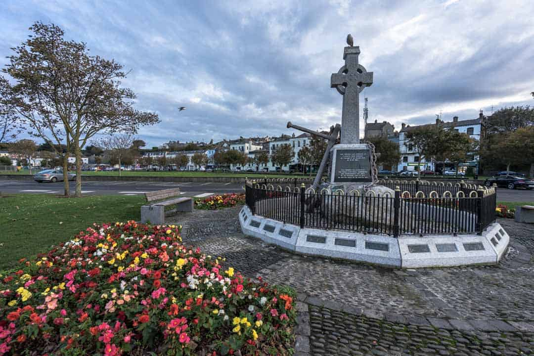 Memorial Things To Do In Howth