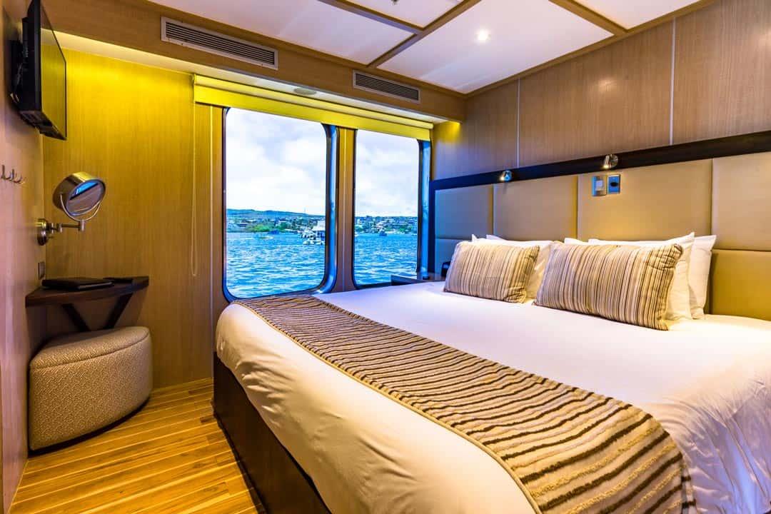 Bedroom Ecoventura Itinerary A Review Origin Galapagos Islands