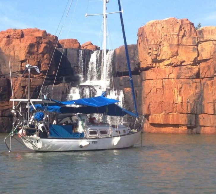 Sailing The Kimberley – Our Four Month Expedition