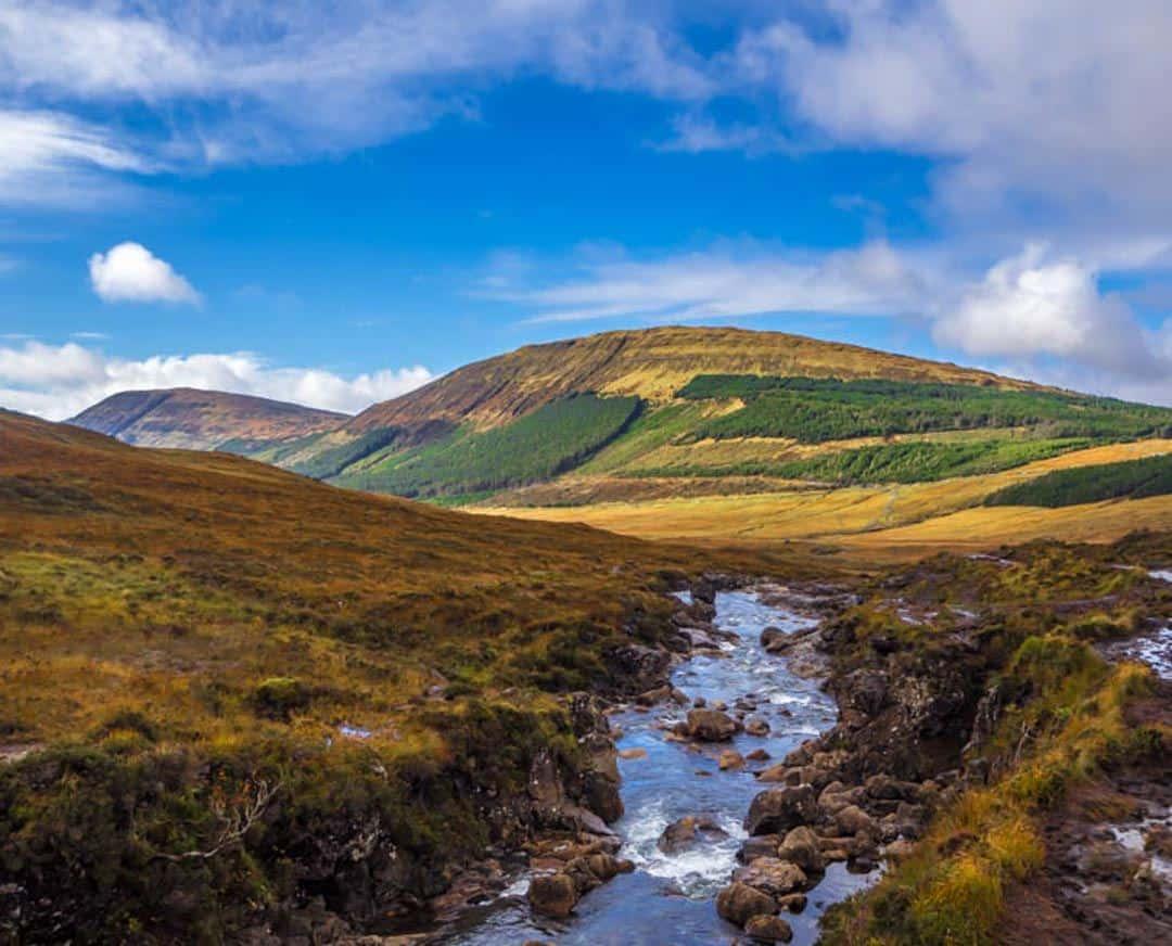 Travelling the Scottish Highlands