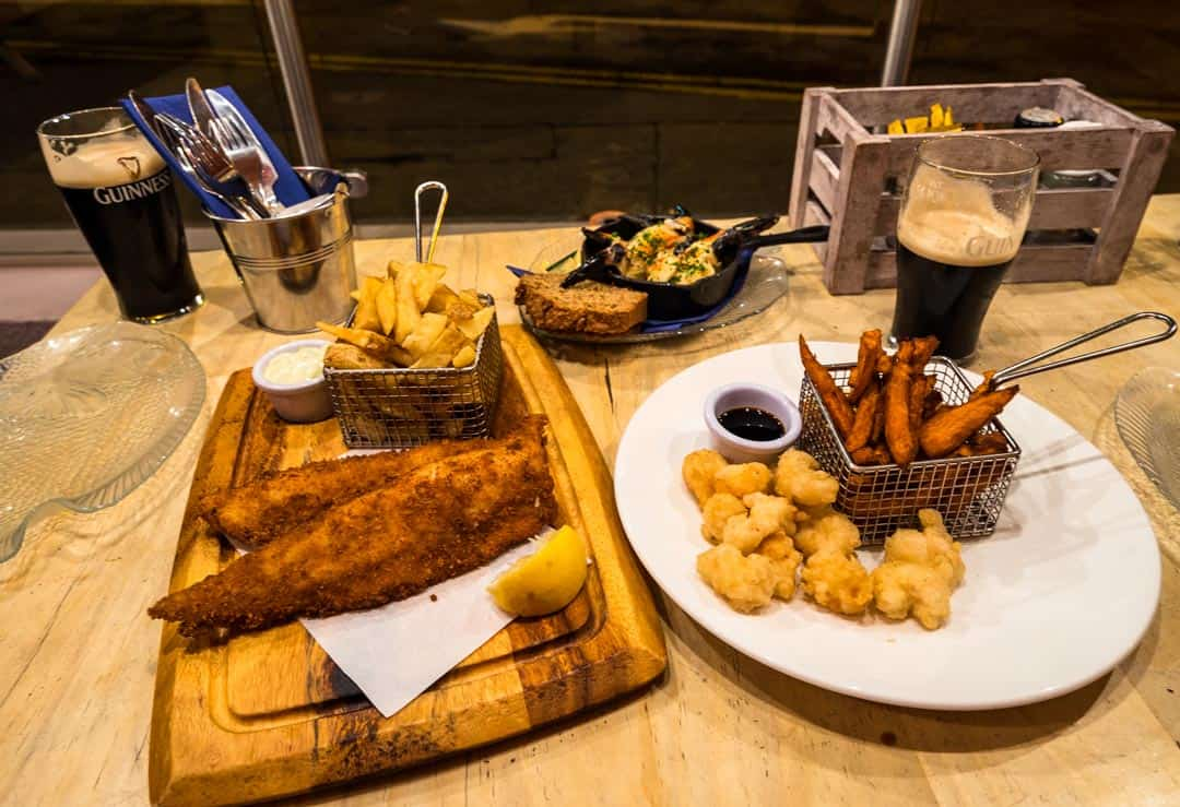 King Sitric Seafood Things To Do In Howth