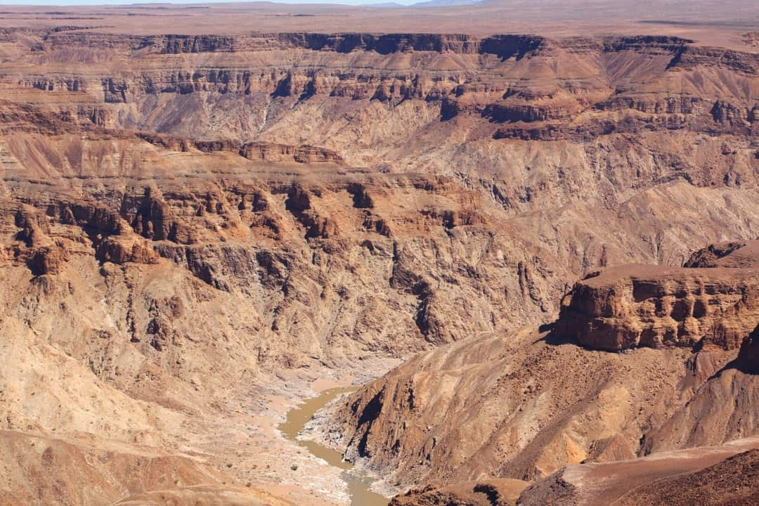 Fish Canyon Hike Adventure Activities In Namibia