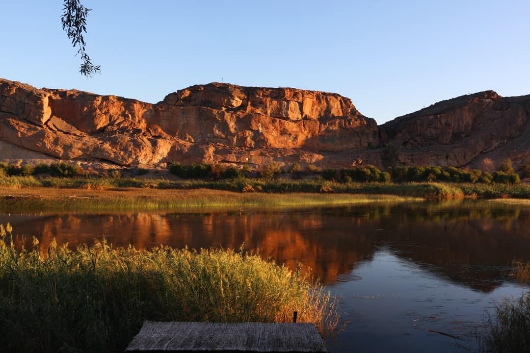 Orange River Adventure Activities In Namibia