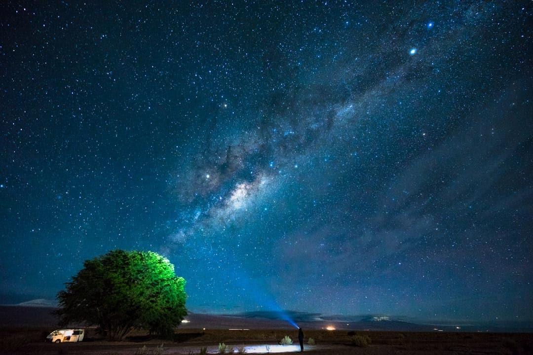 Milky Way Atacama Desert