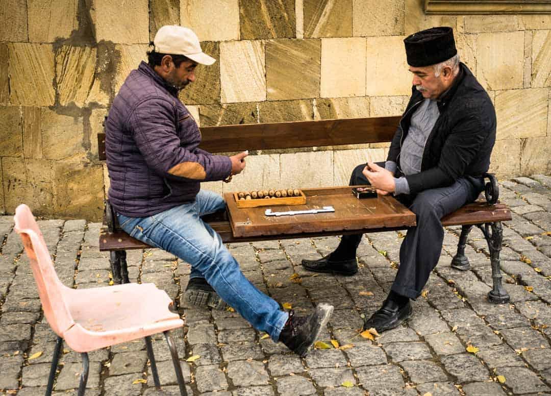 Backgammon Baku
