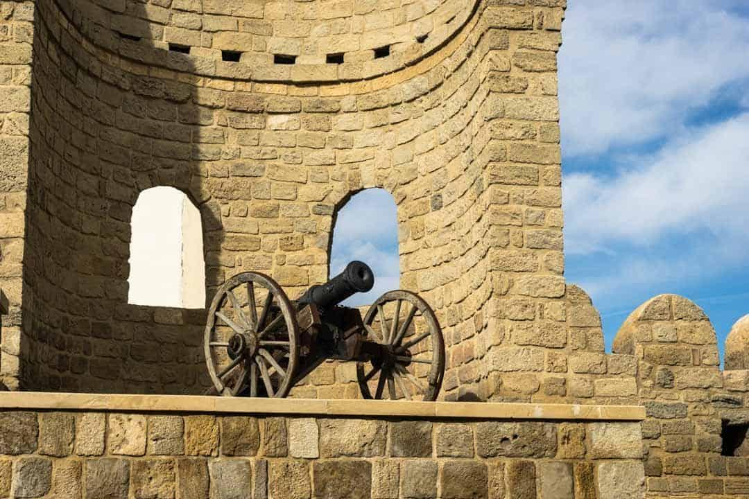 Old City Walls Baku
