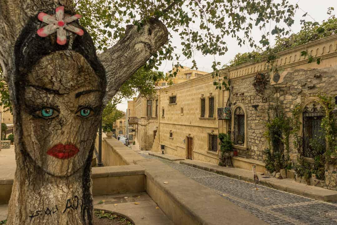 Old Streets Baku