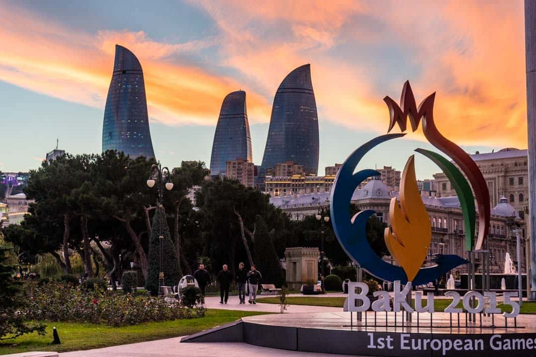 Flame Tower Things To Do In Baku