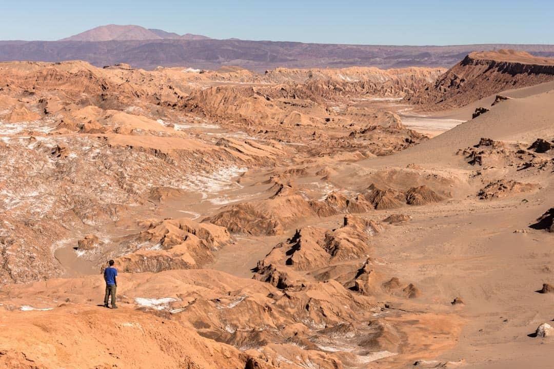 Valle de la Luna Atacama Desert