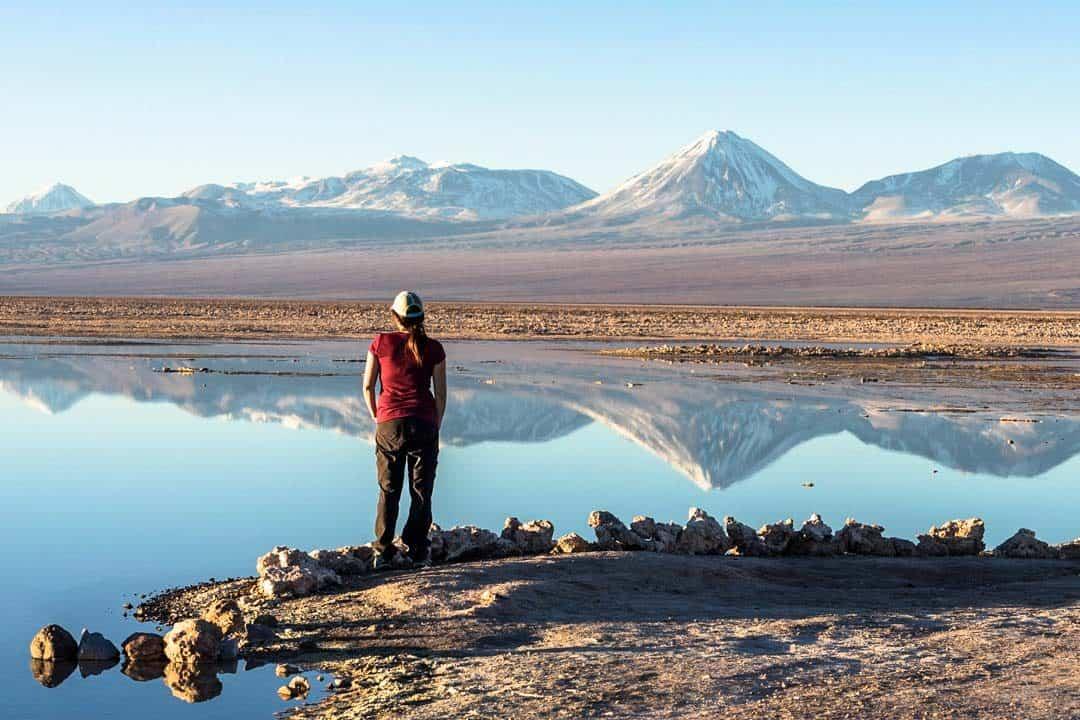 Lake Mountain Views Things To Do In Atacama Desert