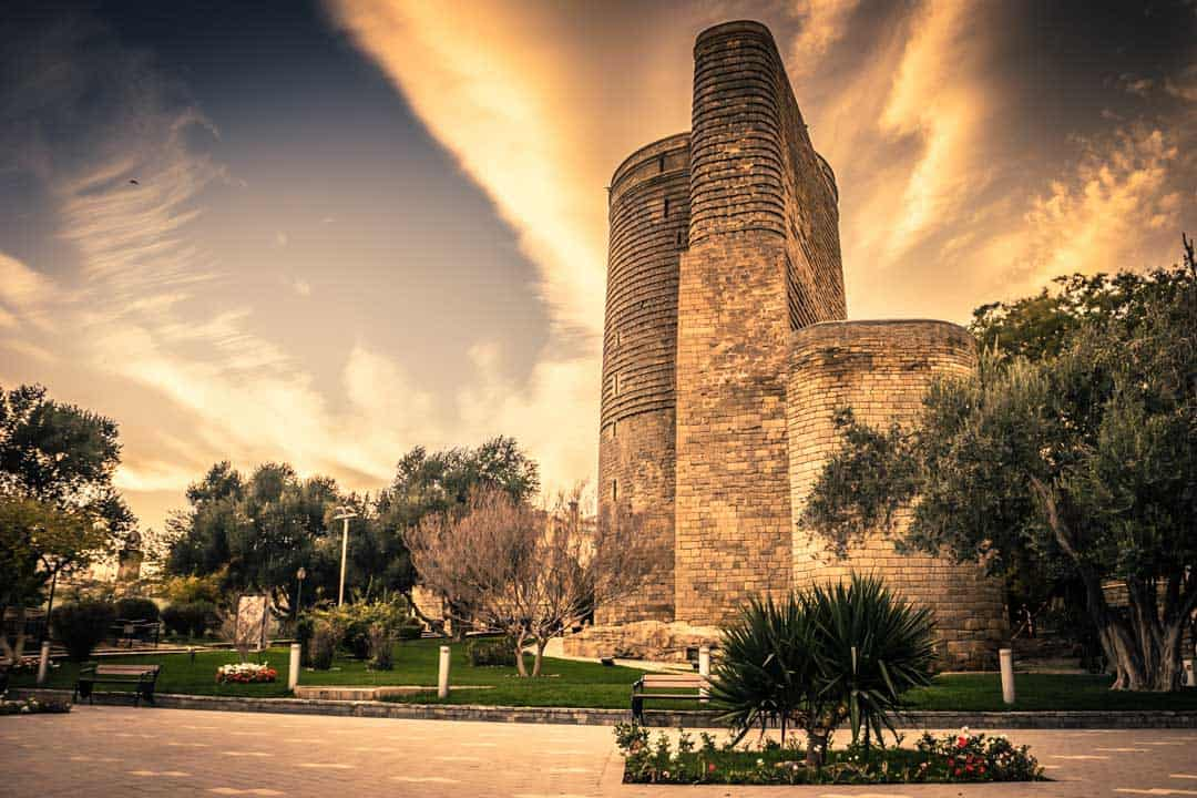 Maiden Tower Things To Do In Baku